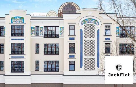 ЖК Театральный дом - Пентхаус, 212 кв.м, 7/7, 3 спальни и кухня-гост. - Фото 1