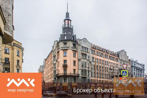 Продается коммерческое помещение, Каменноостровский пр-кт. - Фото 1
