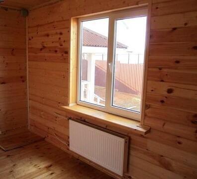 Купить дом из бруса в Ногинском районе п.им.Воровского - Фото 3