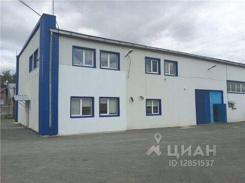 Производственное помещение в Тюменская область, Тюмень Инженерная ул, . - Фото 2