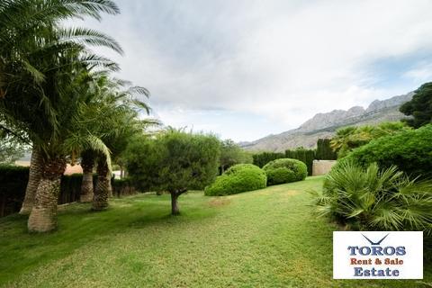 Недвижимость в Испании Алтея - элитная вилла - Фото 4