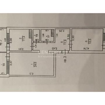 2-х комнатная квартира (г. Каспийск, ул. Халилова, 48) - Фото 2