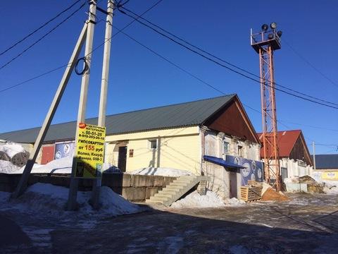 Продажа склада, Липецк, Поперечный проезд - Фото 1