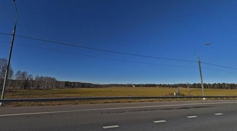 Участок 28 Га,1-я линия,23 км от МКАД, Мытищинский район, п. Трудовая - Фото 1
