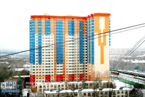 Продажа 1 комнатной квартиры: Красногорск, ул. Вокзальная, д. 17а - Фото 2