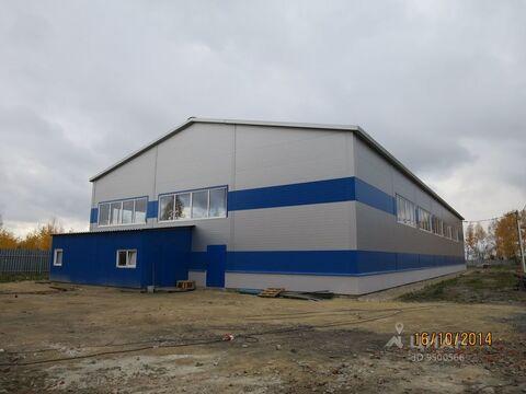 Продажа производственного помещения, Заокский район - Фото 1