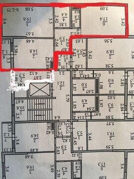 Купить квартиру в Новороссийске в монолитном доме, с ремонтом. - Фото 2