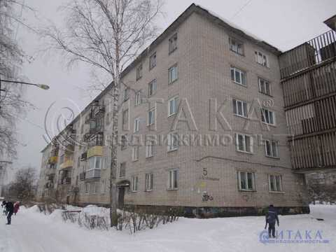 Продажа квартиры, Сясьстрой, Волховский район, Ул. Петрозаводская - Фото 1
