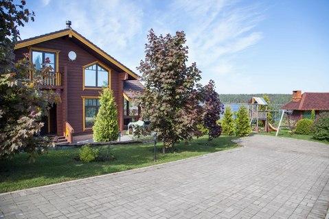 Дом на берегу озера Суходольское - Фото 1