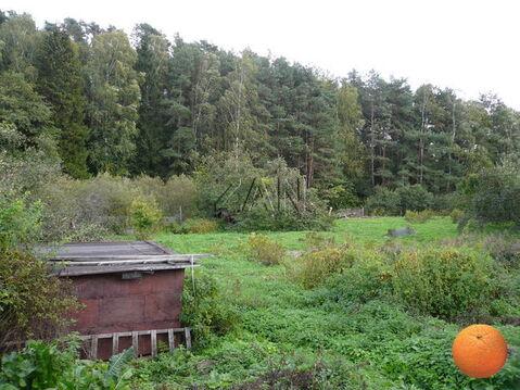 Продается участок, Минское шоссе, 18 км от МКАД - Фото 1
