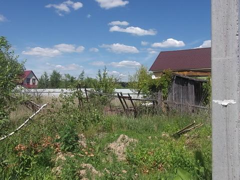 Продается земельный участок 8 соток в СНТ рядом с городом Белоусово - Фото 5