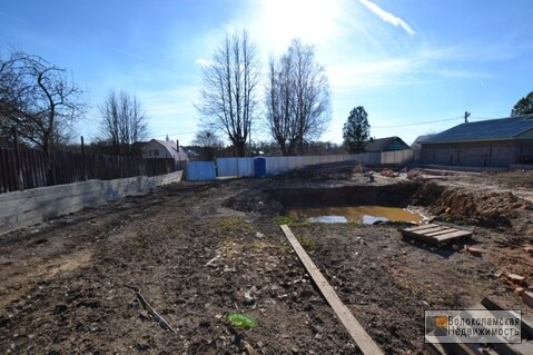 Земельный участок 12 соток, в г.Волоколамске, на ул.Калинина - Фото 5