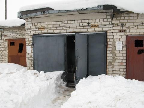 Гараж в городе Александрове - Фото 1