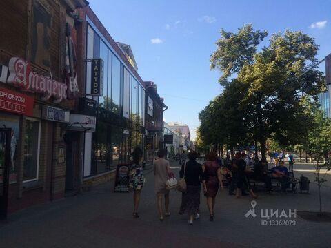 Торговая площадь в Челябинская область, Челябинск ул. Кирова, 96 (20.0 . - Фото 1