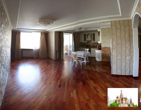 ЖК Пасейдон, 3-х комнатная квартира, 102 кв.м. - Фото 5