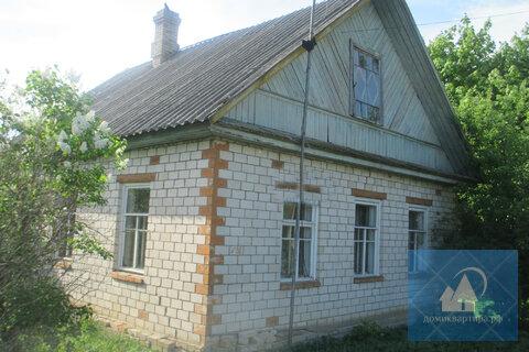 Кирпичный дом в большой деревне - Фото 1