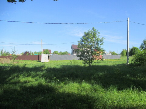 Участок, Ярославское ш, 54 км от МКАД, Хотьково. Ярославское шоссе, 54 . - Фото 3