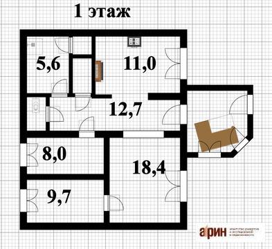 Продажа дома, Коммунар, Гатчинский район, Ул. Сельская - Фото 4