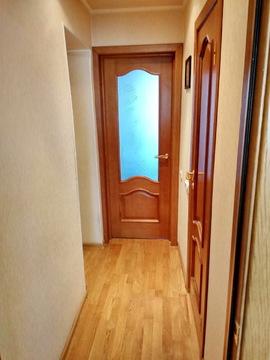 Двухкомнатная уютная квартира в кирпичном доме на Московской. - Фото 3