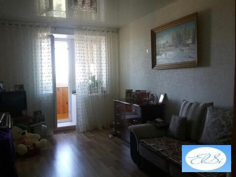1-комнатная квартира, д-п, ул. Зубковой д.27к3, Купить квартиру в Рязани по недорогой цене, ID объекта - 316440055 - Фото 1