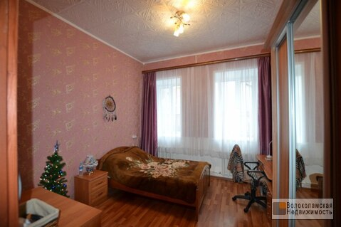 Трехкомнатная квартира, в городе Волоколамск, по адресу: ул.Фабричная - Фото 1