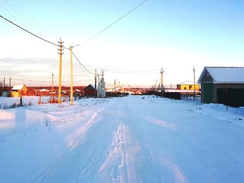 Земельный участок в 12 км.от Чебоксар - Фото 2