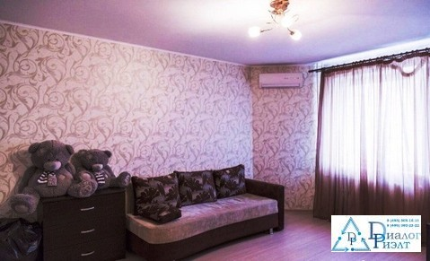 Комната в 2-й квартире в Люберцах, 9м пешком до метро Лермонтовский пр - Фото 1