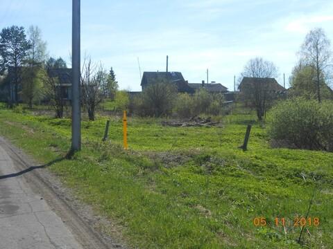 Продажа земельного участка в Валдайском районе, поселок Ивантеево - Фото 3