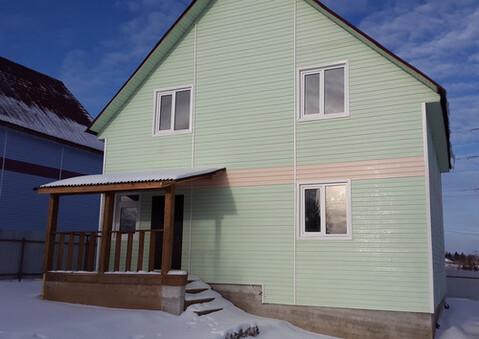 Купить дом из бруса в Раменском районе с. Речицы - Фото 1