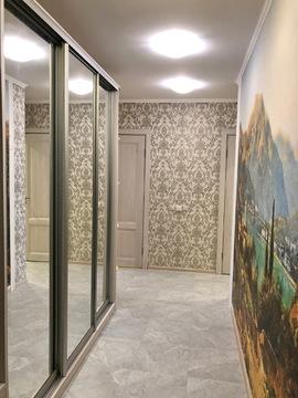 Приглашаем посмотреть квартиру с ремонтом в классическом стиле. - Фото 3