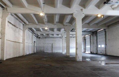 Сдам производственно - складской комплекс 1718 кв.м. - Фото 2