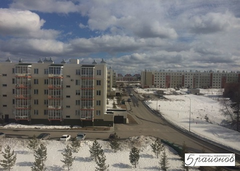 Трехкомнатная квартира в г. Кемерово, Лесная поляна, б-р Осенний, 8 - Фото 2