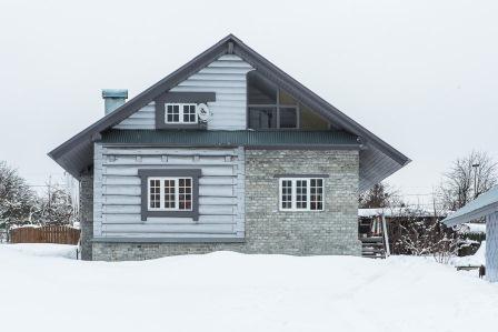 Продается 2х этажный дом 220 кв.м. на участке 14 соток - Фото 1