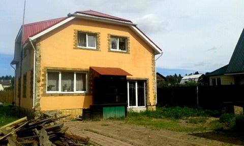 Продам дом 162 кв м на 10 сотках в СНТ Сирень, 38 км выборгского шоссе - Фото 2