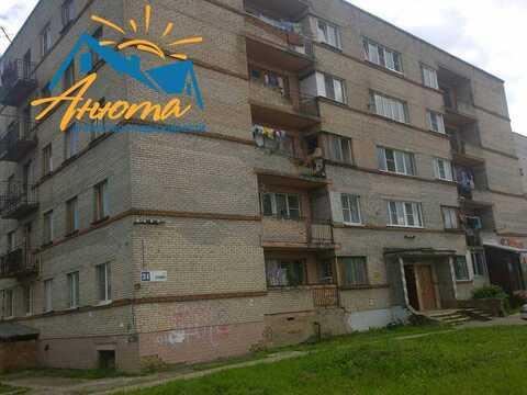 Комната в семейном общежитии в Белоусово Гурьянова 24 - Фото 3