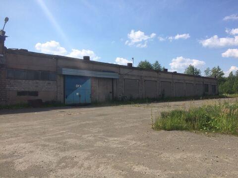 Производственно-складские здания, 2269 м2 - Фото 2