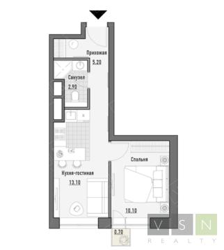 Продается квартира г.Москва, ул. Сущевский вал - Фото 1