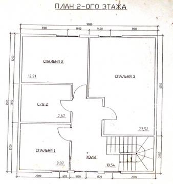 Продается новый 2-этажный коттедж в Мучихино-1, ДНП Радуга-1 - Фото 2