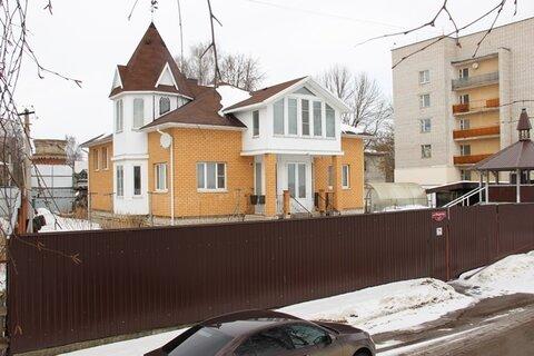 Продаю дом, 11,6 сотки на первой линии р. Волга в самом центре города - Фото 1