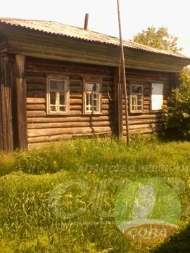 Продажа дома, Екимово, Белозерский район - Фото 1