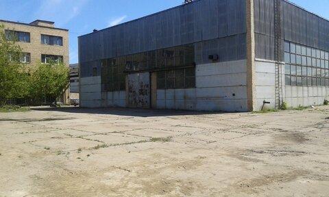 Сдается !Открытая площадка 800 кв.м, покрытие бетон.Закрытая территория - Фото 4