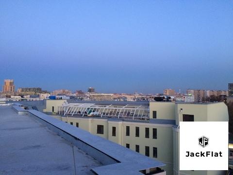 """ЖК """"Полянка/44"""" - квартира 102 кв.м, особняк Мускат, 3 спальни, 8 окон - Фото 4"""