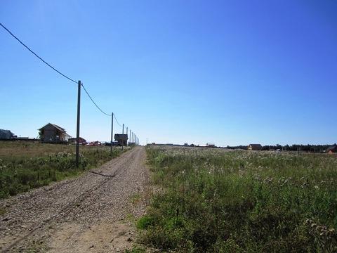 Земельные участки от 7 соток в Дачном поселке в районе д.Луговая - Фото 5