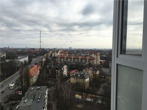 2 комнатная квартира Советский проспект, 81 в Калининграде - Фото 3