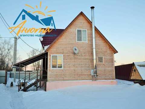 Продается деревянный дом в селе Ворсино Калужской области - Фото 5