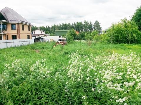 Продается земельный уч-ток в Балашиха г, Русавкино-Романово д - Фото 1