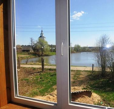 Продается 3х-этажная дача 150 кв.м. на участке 24 сотки, д.Могутово - Фото 5