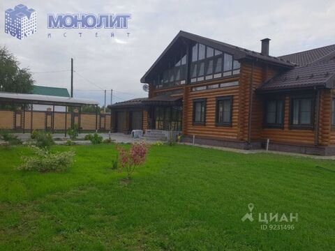 Продажа дома, Бор, Улица Нижегородская - Фото 1