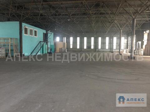 Аренда помещения пл. 1800 м2 под склад, производство Чехов . - Фото 3