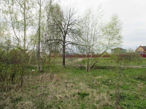 Участок, Ярославское ш, 41 км от МКАД, Данилово д. (Пушкинский р-н). . - Фото 5